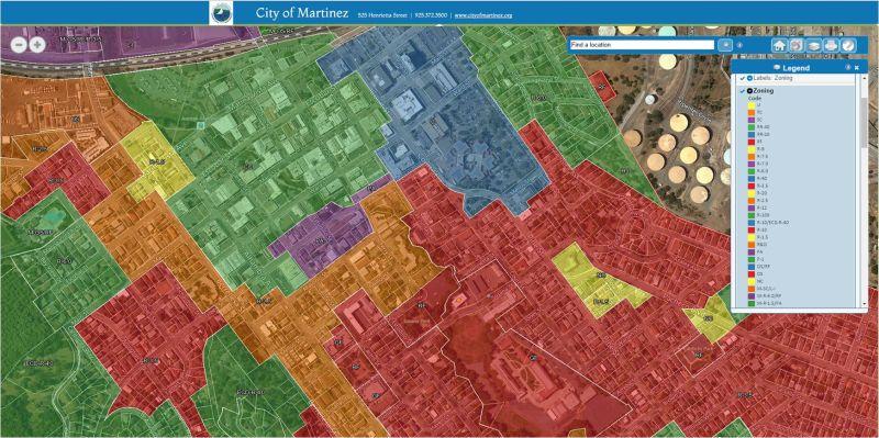 Compliance Map Safe Distance